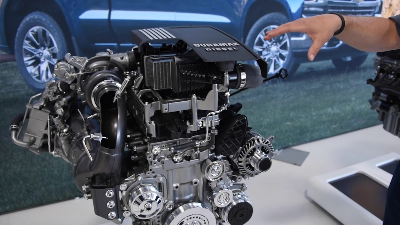 What you don't know about the 3.0-liter Duramax diesel ...