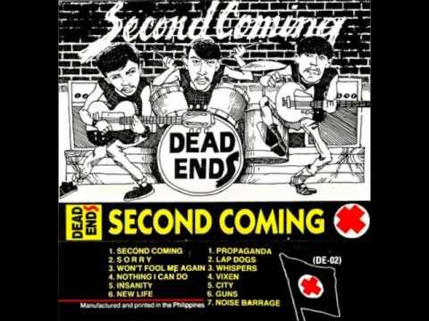 Dead Ends - Second Coming (Full Album)