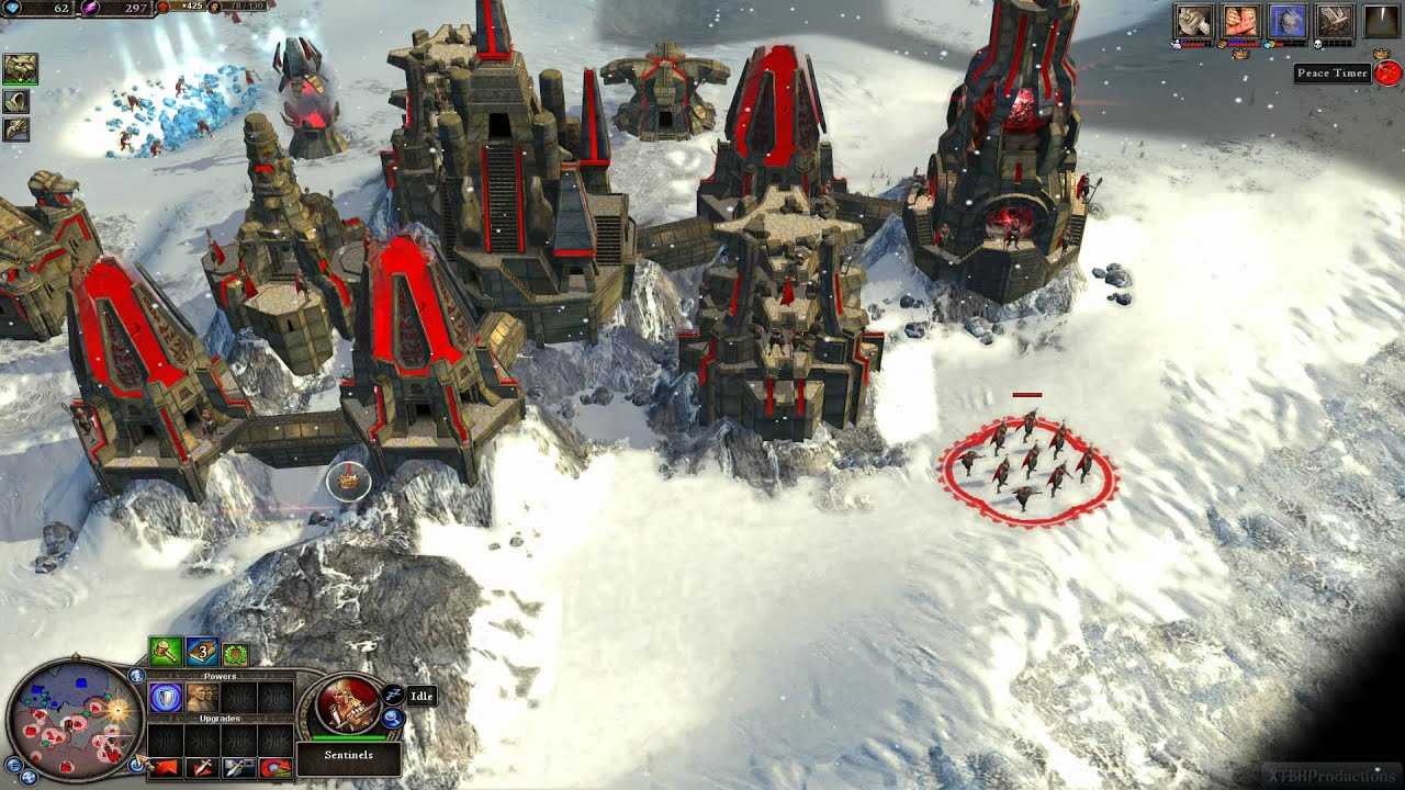 rise of nations rise of legends deviance