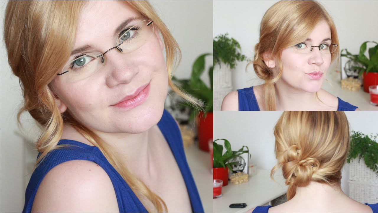 The Great Gatsby Themed Hair Style 20er 30er Jahre Frisur