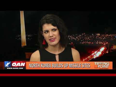 North Korea builds up missile sites