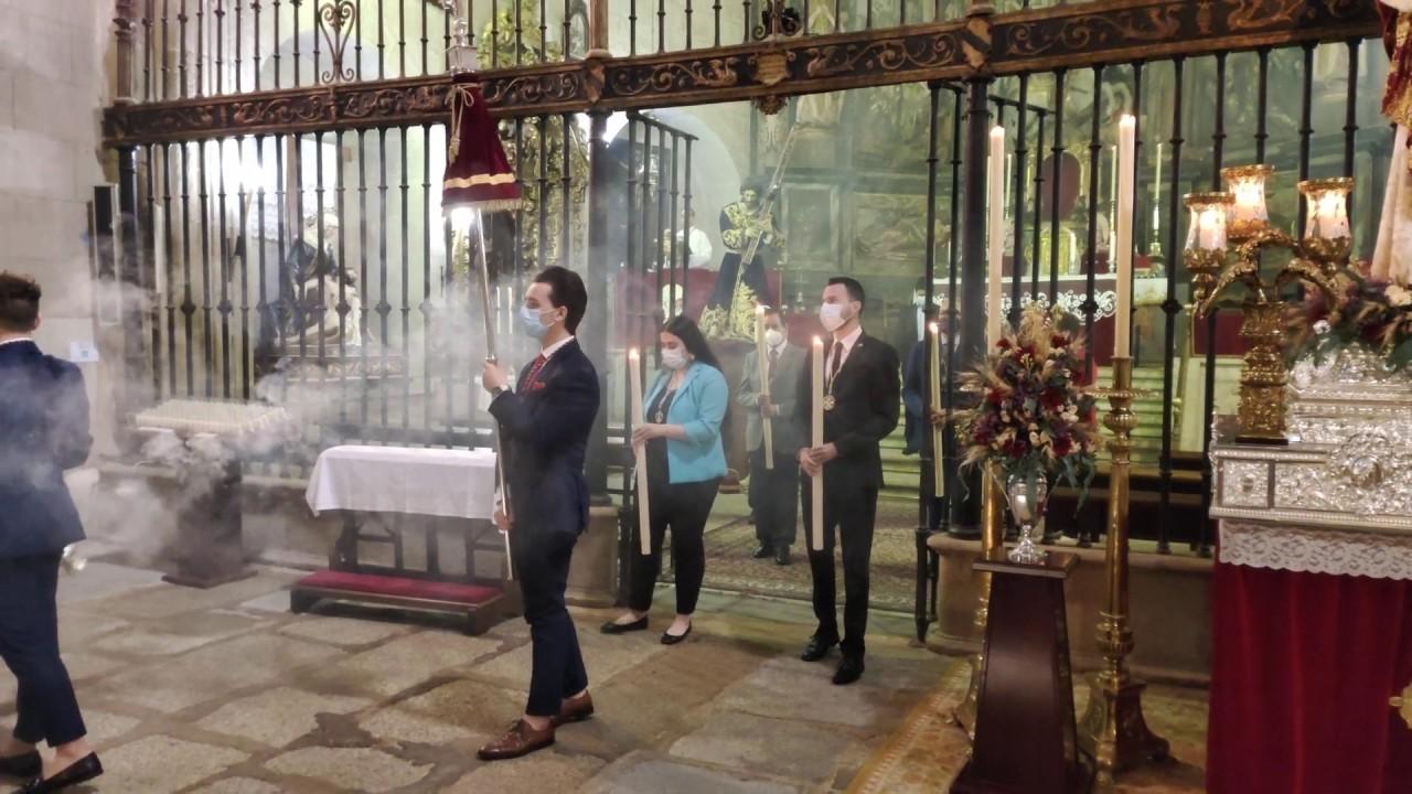 Procesión del Corpus Christi en Santiago