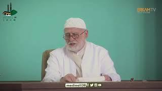 Recep ve Şaban ayı Ramazan'a hazırlık ayıdır. Osman Nuri Topbaş