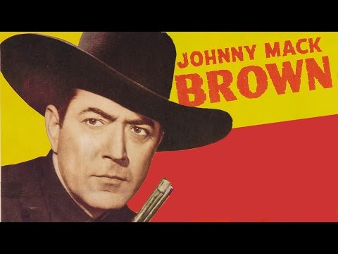 Law Men 1944 JOHNNY MACK BROWN