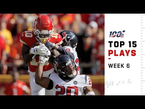 top-15-plays-from-week-6- -nfl-2019-highlights