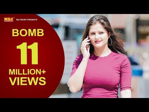 Bomb | बम्ब | Anjali Raghav | Raju Punjabi | Sedhu Phogat | Latest  Haryanvi Song 2017  | NDJ Music