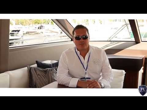 Princess 64 FLY Präsentation Video Yacht Charter Mallorca Ibiza