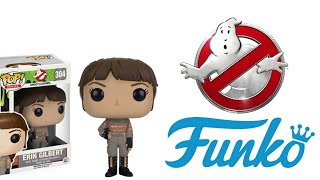 Ghostbusters Erin Gilbert Funko PoP Review