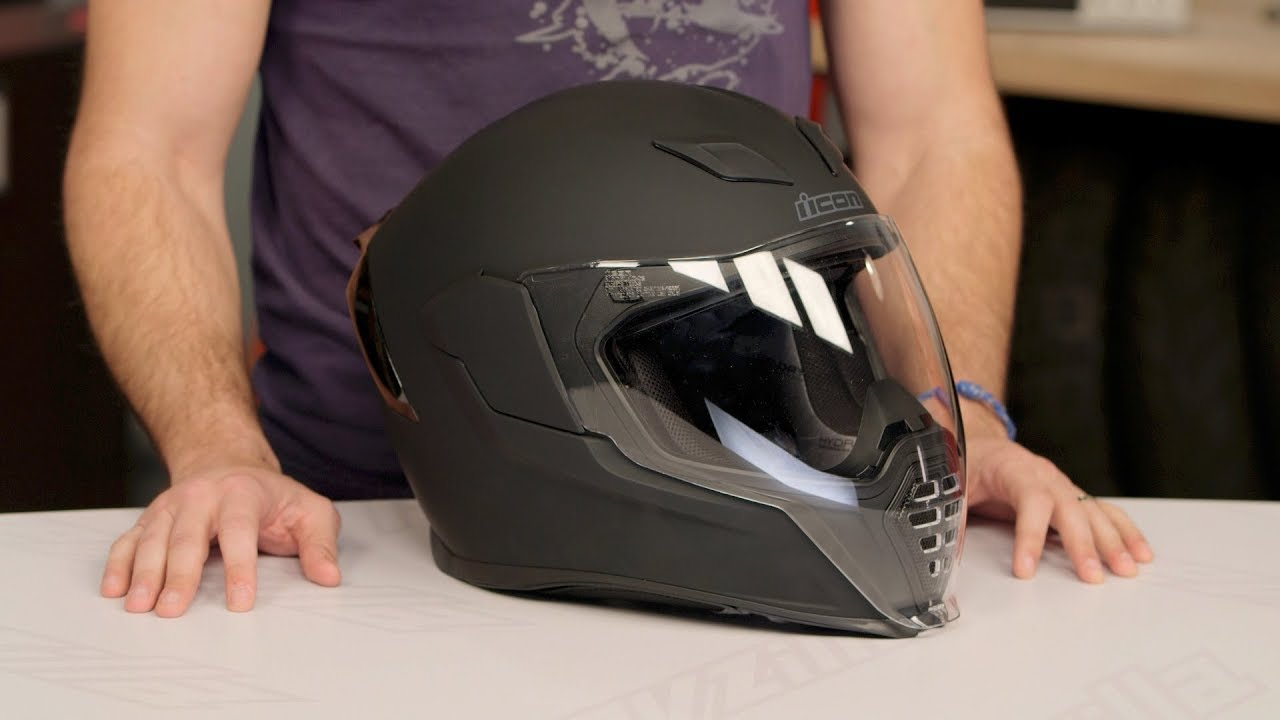 ICON Airflite Helmet Review Riders Choice For Style