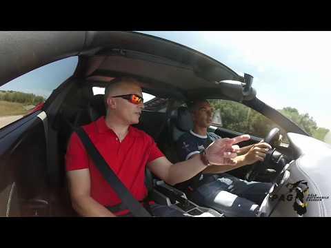 Essai de la Ferrari 360 Modena