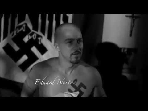 Edward Norton American History X  The best .