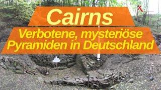 AdSuG.14 - Cairns - Verbotene, mysteriöse Pyramiden in Deutschland