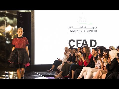 University of Sharjah (College of Fine Arts & Design) - Dubai Fashion Week