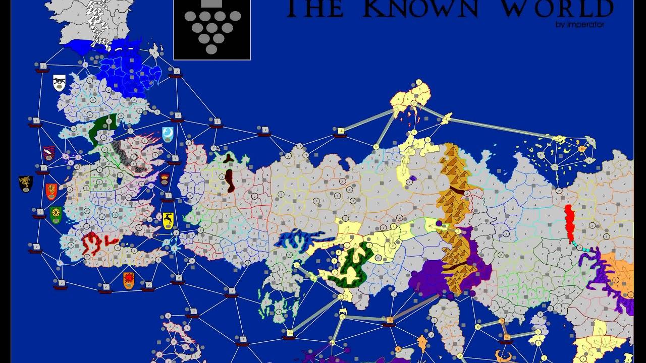 Warlight game map of next week game of thrones the known world warlight game map of next week game of thrones the known world gumiabroncs Images