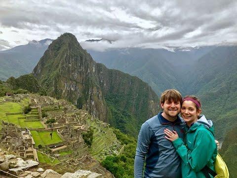 Peru Trip & Proposal at Machu Picchu