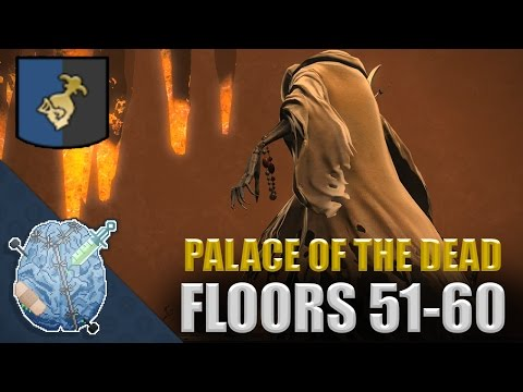 Final Fantasy XIV: Palace of the Dead (Floors 51-60)