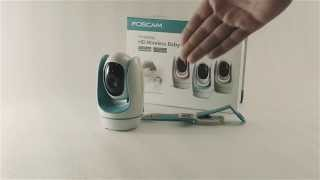 Foscam Fosbaby HD IP Camera Review