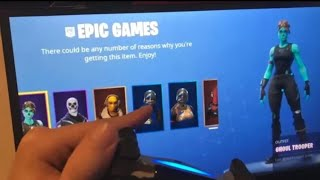 *RAPID!* HOW TO GET ALL FORTNITE SKINS TOTALLY FREE!