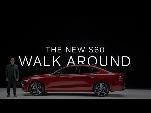 The New S60: Walk Around