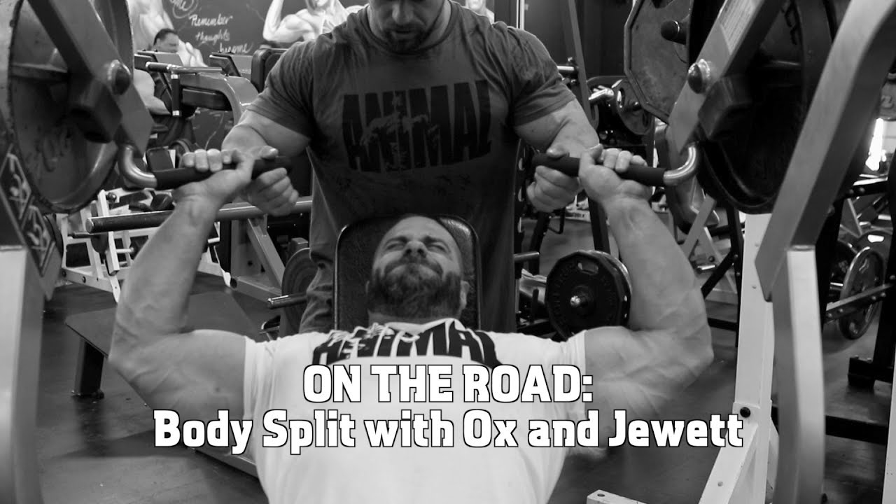 On The Road: Body Split with Ox and Jewett