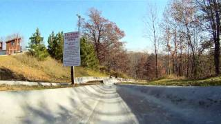 Alpine Slide Full Run at Wild Mountain