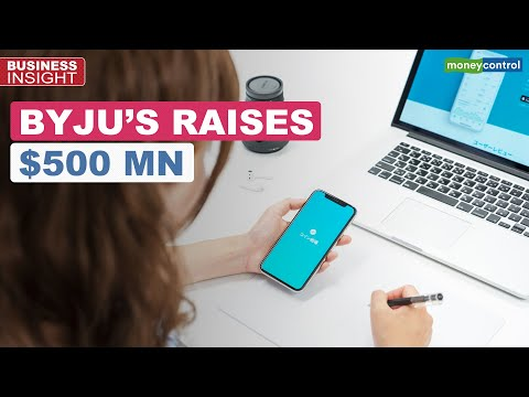 After Jio, Silver Lake Picks Byju's As Tech Investments Boom | Business Insight
