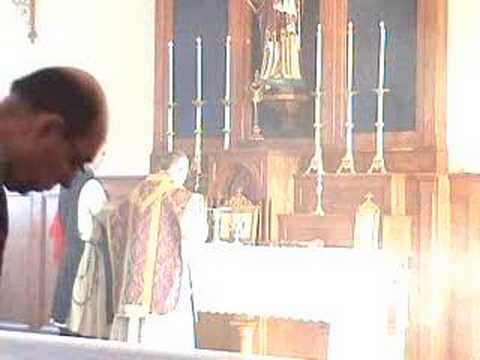 2008 TFP Student Conference Mass