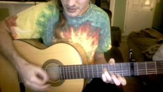 Taylor Swift - I Knew You Were Trouble - Guitar Tutorial!