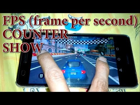 How To Show FPS (Frames Per Second) On Screen In Android