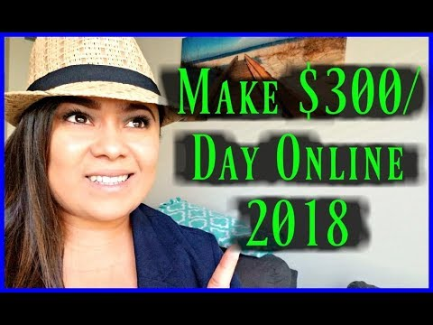 How To Make Money Online Fast | Make Money Fast | Work From Home 2018