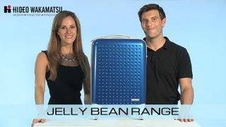 Hideo Wakamatsu Jelly Bean Range Luggage