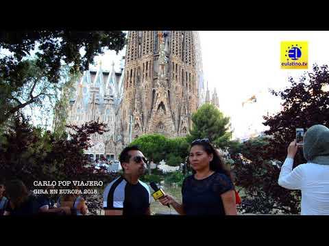 Eulatino.tv Carlo pop viajero ,turs en Europa .