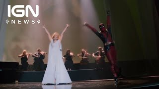 Deadpool Is In Celine Dion's New Music Video - IGN News