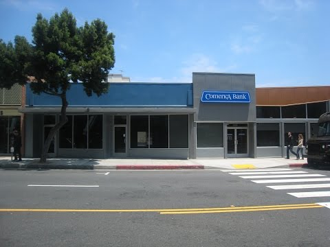 Commercial Retail Building in Santa Monica   1415 5th Street