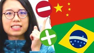 PQ BRASIL é MELHOR que CHINA? | Pula Muralha