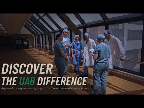 Discover the UAB Difference