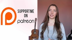 Welcome to my Patreon Page!
