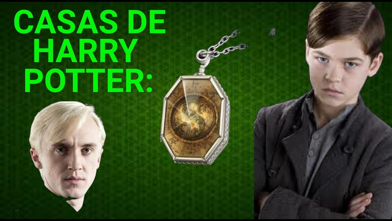 Casas de harry potter sonserina youtube - Test de harry potter casas ...