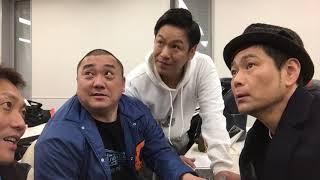 吉本坂46 極楽山本さんとココリコ遠藤さんに、中間順位を報告!
