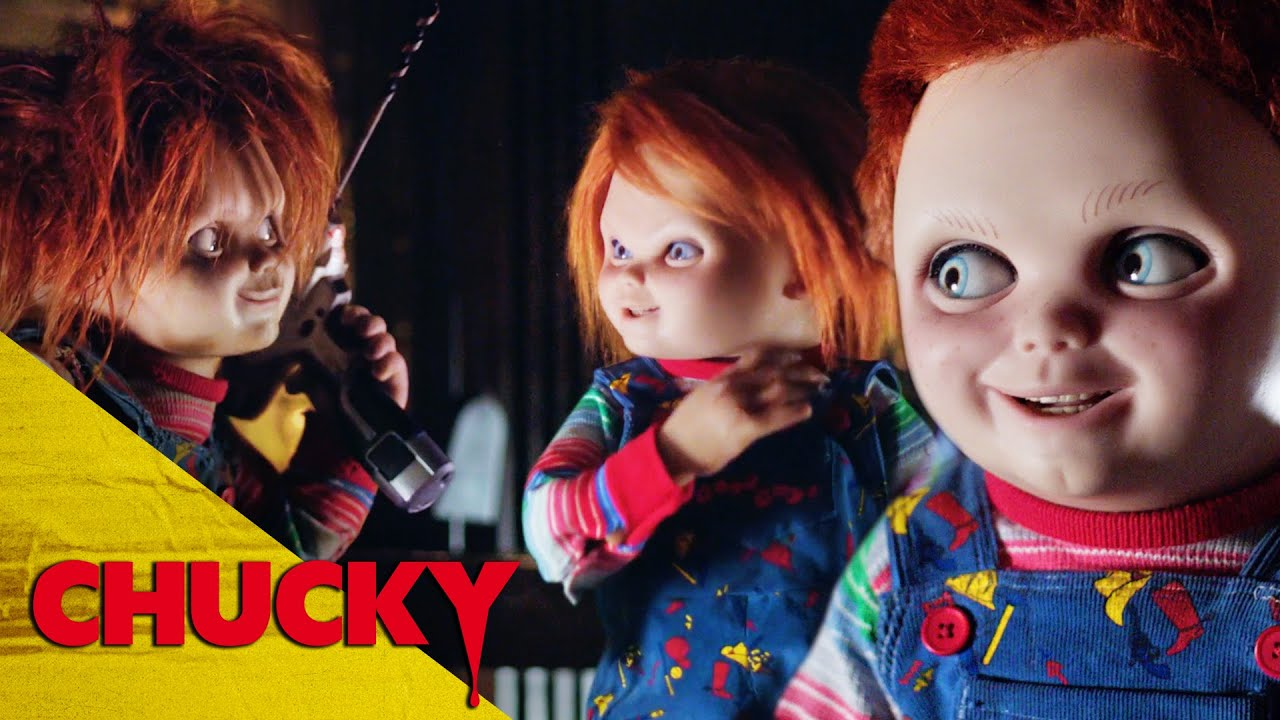 Download A Trio of Chuckys | Cult Of Chucky
