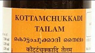 Kottakkal Kottamchukkadi Tailam