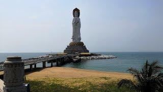 ХАЙНАНЬ центр буддизма Наньшань Гуаньинь экономная экскурсия