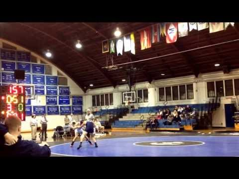 College Wrestling at Kings Point (NY)