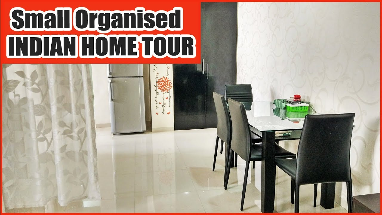 My Indian Home Tour Small Home Organization Decor Ideas Middle