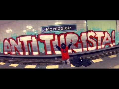 PTK - ANTI TURISTA 2 (produziert von 86kiloherz) on YouTube