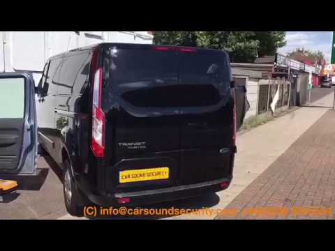Van Driver Shows Two Second Trick Used By Thieves To Br