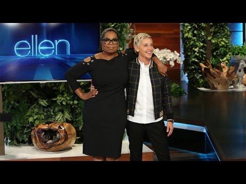 Surprise! Oprah's Here!