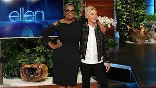 Surprise! Oprah