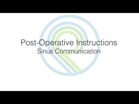 Post-Op: Sinus Communication in Panama City FL   Oral Surgery & Dental Implant Center of Panama City