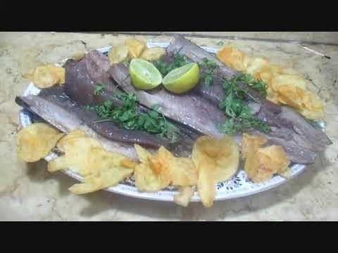 طريقة تحضير الرنجة الشهية للأكل من مطبخ الشيف مروة صلاح